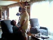 Dalila suce et se fait enculer lepervers mature homemade porn