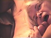 Some more of my wifey she is a hot mature woman spunk-pump in throat