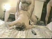 A night of extreme pummeling wifey double penetration with friend of hers