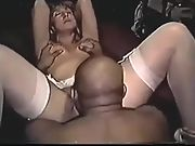 Addie from pennslyvania in very rare hot interracial home flick