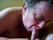 Sub/slut blowing internet strangers man sausage
