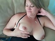 Jolene demonstrating her beautiful poon and tits