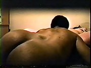 Plump wifey doing it with a black man who has a bigger knob