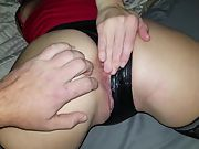 A tiny fun with my sexy ass wife part 2