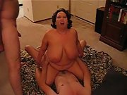 Crazy spouse shares his meaty wifey with a coworker